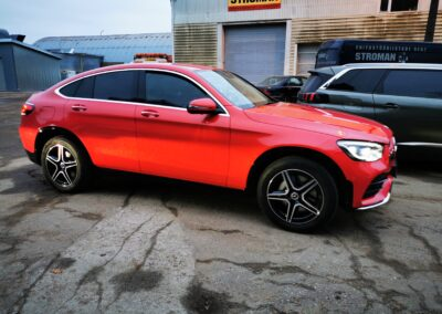 Mercedes Benz GLC linnamaasturi kere kiletamine, kere tooni muutmine, keretööd, Kileprof OÜ
