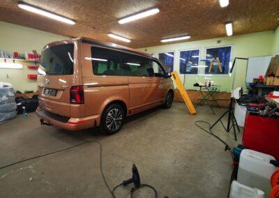 Volkswagen California kaitsekiletamine, Xpel kaitsekile, kerekile, Kileprof OÜ