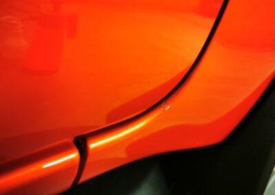 Toyota Hilux kere kaitsekiletamine, Xpel kaitsekile, Kileprof OÜ